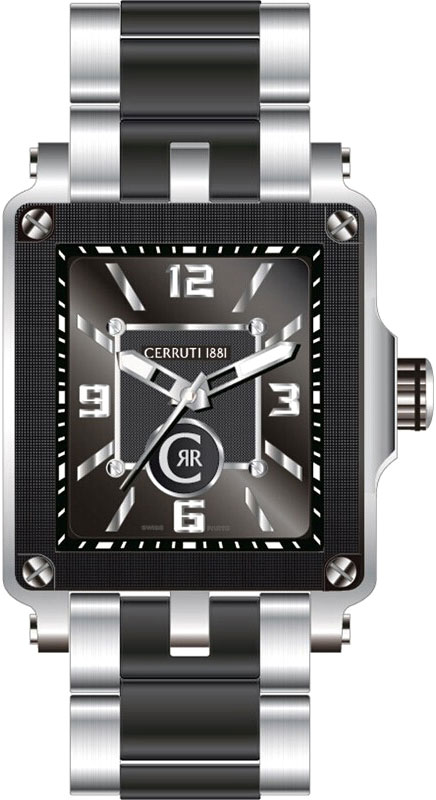 Мужские часы Cerruti 1881 CRB019E221B мужские часы cerruti 1881 cra011a224c