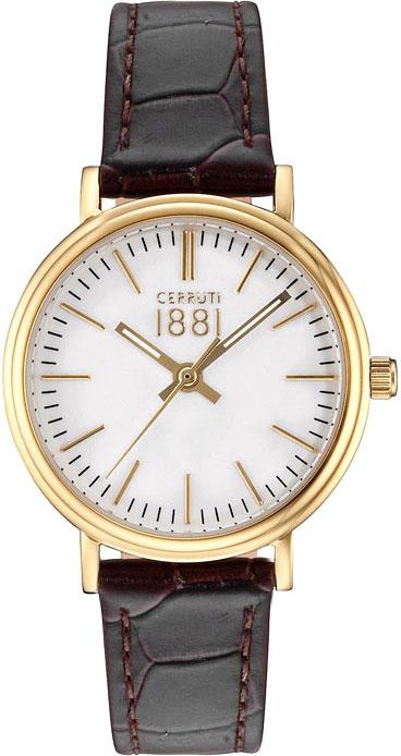 Женские часы Cerruti 1881 CRM111SG01BR