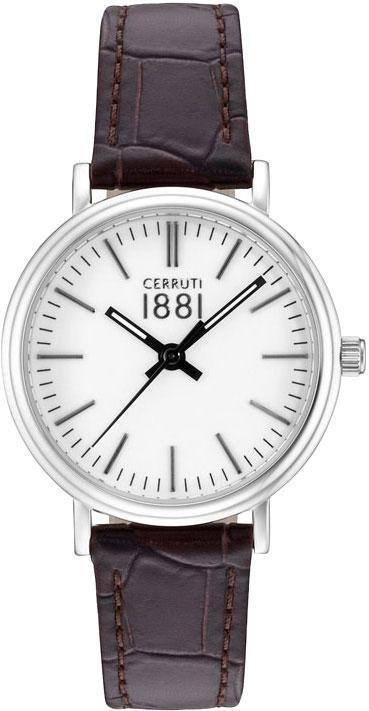 Женские часы Cerruti 1881 CRM111SN01BR cerruti 1881 crc011c333b cerruti 1881