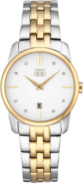 Женские часы Cerruti 1881 CRM117STG01MGT мужские часы cerruti 1881 cra076bb02