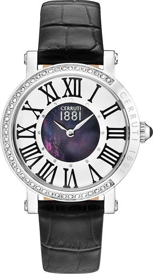 Женские часы Cerruti 1881 CRM139SN30BK