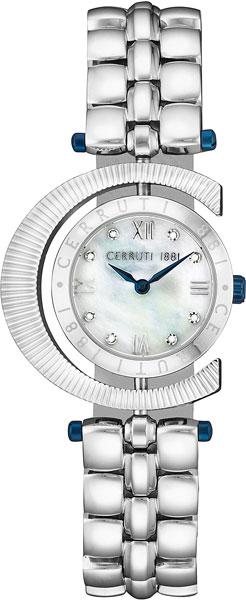 Женские часы Cerruti 1881 CRP008SN28MS мужские часы cerruti 1881 cra076bb02