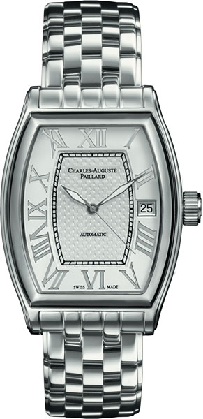 Мужские часы Charles-Auguste Paillard 101.101.11.16B charles auguste paillard часы charles auguste paillard 102 200 11 36s коллекция rectangular quartz