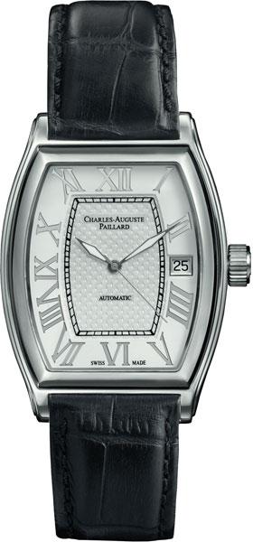 Мужские часы Charles-Auguste Paillard 101.101.11.16S charles auguste paillard часы charles auguste paillard 400 101 15 13s коллекция watch art iii