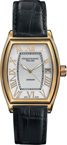 Мужские часы Charles-Auguste Paillard 101.101.12.16S