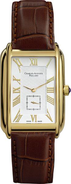 Мужские часы Charles-Auguste Paillard 102.200.12.16S