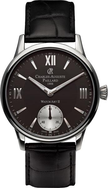 Мужские часы Charles-Auguste Paillard 103.301.11.35S charles auguste paillard часы charles auguste paillard 400 101 15 13s коллекция watch art iii