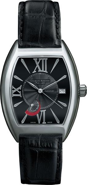 Мужские часы Charles-Auguste Paillard 200.104.11.36S charles auguste paillard часы charles auguste paillard 102 200 11 36s коллекция rectangular quartz