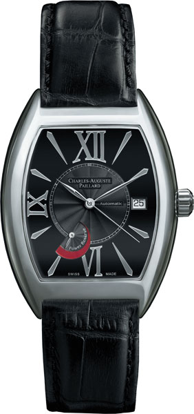 Мужские часы Charles-Auguste Paillard 200.104.11.36S charles auguste paillard часы charles auguste paillard 400 101 15 13s коллекция watch art iii
