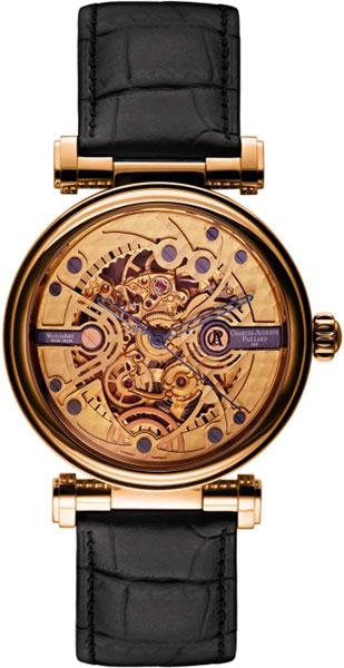 Мужские часы Charles-Auguste Paillard 305.105.15.10S charles auguste paillard часы charles auguste paillard 102 200 11 36s коллекция rectangular quartz