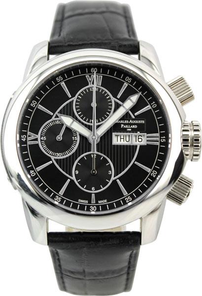 Мужские часы Charles-Auguste Paillard 500.112.11.35S мужские часы charles auguste paillard 102 200 12 16b