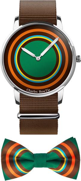 Мужские часы Charles BowTie RILSA.N.B