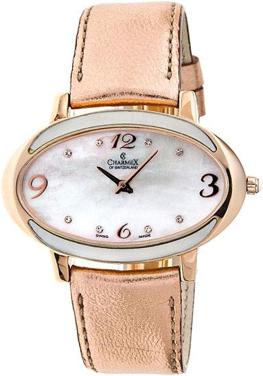 Женские наручные швейцарские часы в коллекции Elba CHARMEX Cmx-CH6106 Майкоп Покупка б у