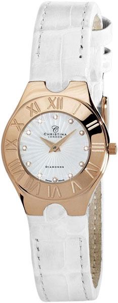 Женские часы Christina London CHL-130RWW-ucenka
