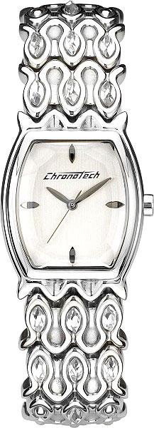 Женские часы Chronotech CT7162LS06M chronotech часы chronotech ct 7999l 09 коллекция gents