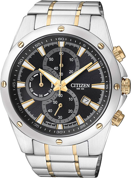 Мужские часы Citizen AN3534-51E citizen an3534 51e citizen