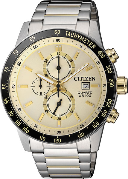 Мужские часы Citizen AN3604-58A citizen aw1210 58a