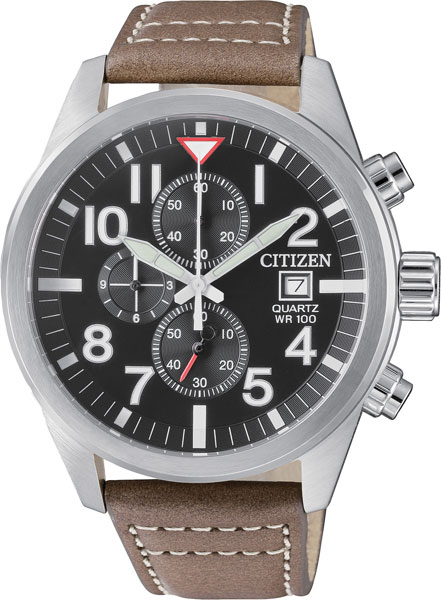 Мужские часы Citizen AN3620-01H citizen citizen bf2018 52ee
