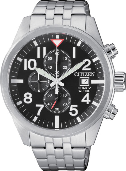 Мужские часы Citizen AN3620-51E citizen citizen bm8243 05ae