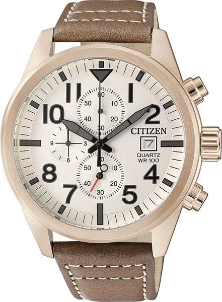цены на Мужские часы Citizen AN3623-02A в интернет-магазинах