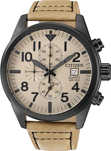 цена Мужские часы Citizen AN3625-07X онлайн в 2017 году