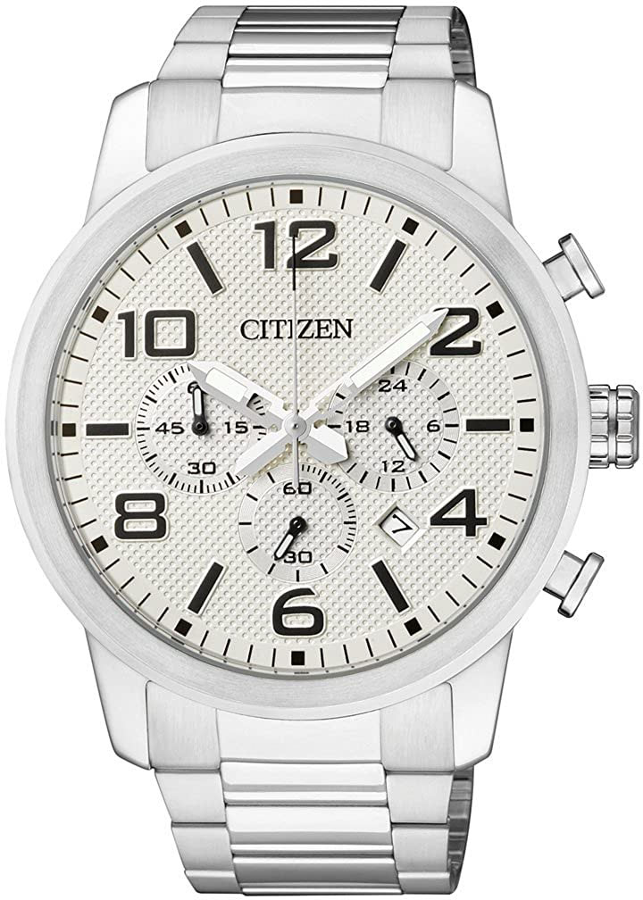 Мужские часы Citizen AN8050-51A citizen часы citizen an8050 51e коллекция classic