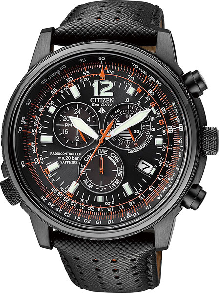 Мужские часы Citizen AS4025-08E citizen at0761 08e citizen