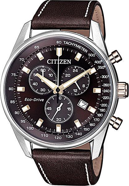 Мужские часы Citizen AT2396-19X все цены