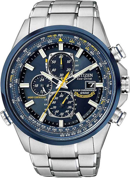 Мужские часы Citizen AT8020-54L citizen citizen bm1290 54l