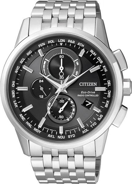 Мужские часы Citizen AT8110-61E мужские часы citizen ca0288 02e