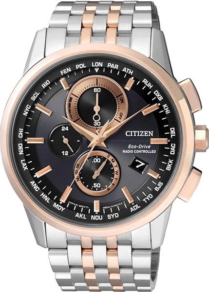 Мужские часы Citizen AT8116-65E мужские часы citizen ca0288 02e
