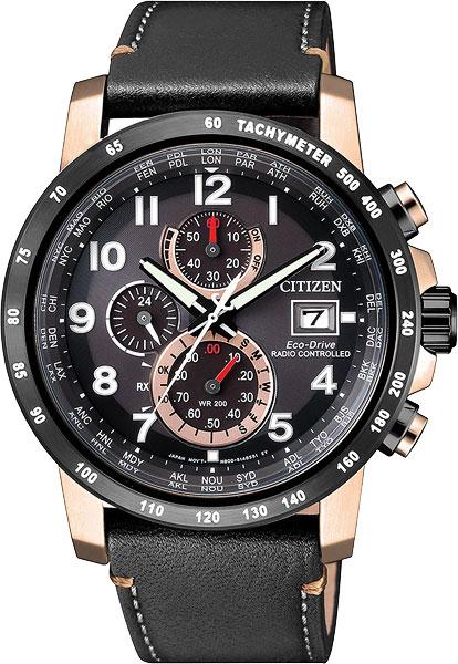 Мужские часы Citizen AT8126-02E citizen часы citizen at8126 02e коллекция eco drive