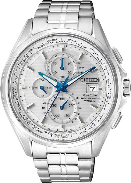 Мужские часы Citizen AT8130-56A мужские часы citizen bu2040 56a
