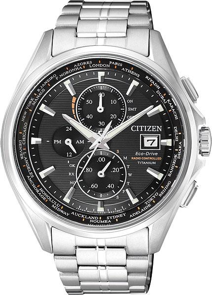 Мужские часы Citizen AT8130-56E цена и фото