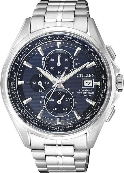 Мужские часы Citizen AT8130-56L мужские часы citizen ca0288 02e
