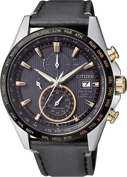 Мужские часы Citizen AT8158-14H citizen bm1290 54f