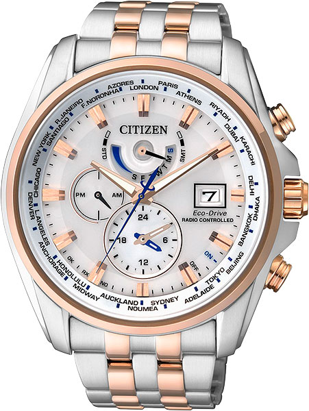 Мужские часы Citizen AT9034-54A citizen fc0014 54a