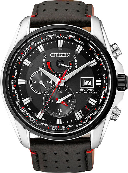 Мужские часы Citizen AT9036-08E citizen bj6501 28a