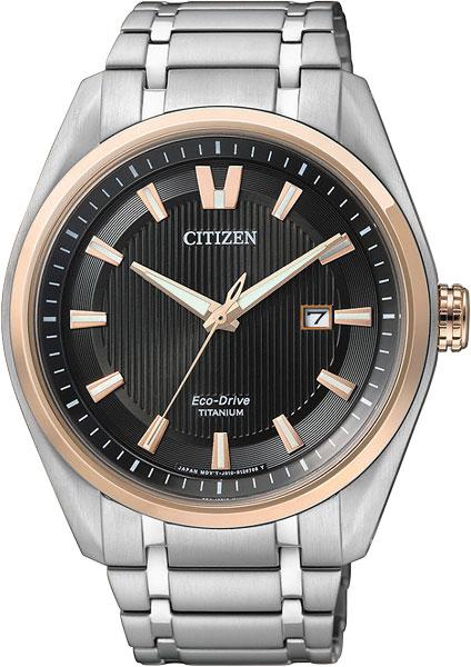 Мужские часы Citizen AW1244-56E цена и фото