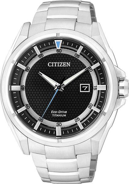Мужские часы Citizen AW1400-52E citizen часы citizen cc1090 52e коллекция satellite wave