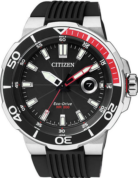Мужские часы Citizen AW1420-04E citizen часы citizen at8011 04e коллекция radio controlled
