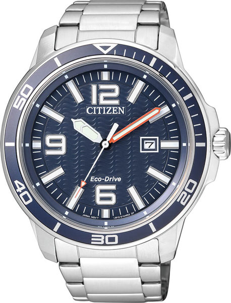 Мужские часы Citizen AW1520-51L цена 2017