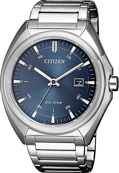 Мужские часы Citizen AW1570-87L мужские часы citizen at2465 18e