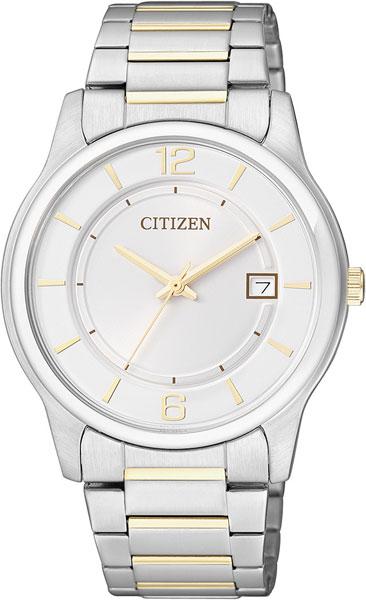 Японские мужские часы в коллекции Basic Мужские часы Citizen BD0024-53A фото