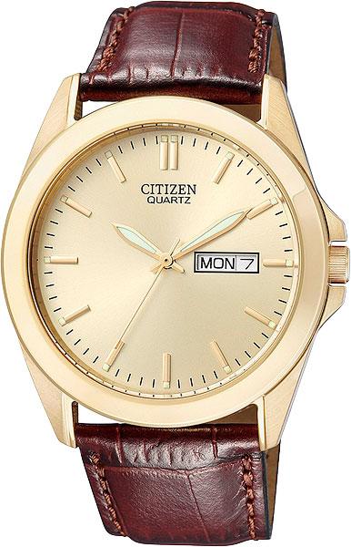 Мужские часы Citizen BF0582-01P цена