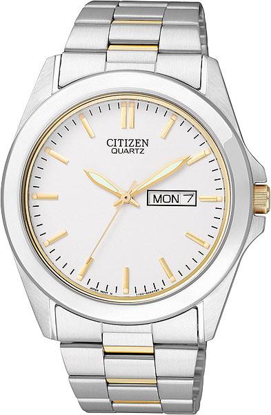 цена Мужские часы Citizen BF0584-56A