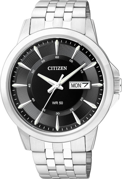 Мужские часы Citizen BF2011-51E citizen an3534 51e citizen