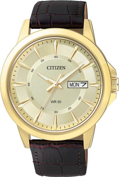 Мужские часы Citizen BF2013-05P цена и фото