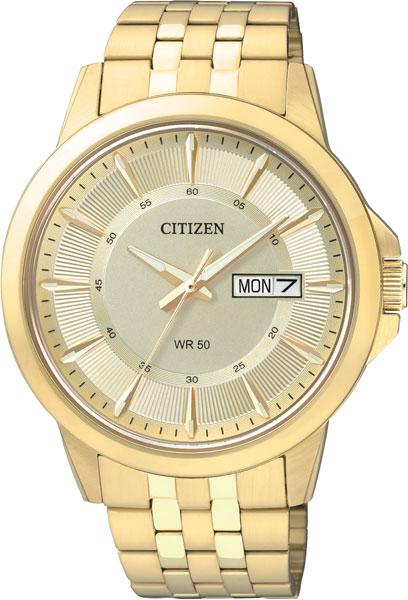 Мужские часы Citizen BF2013-56P цена и фото