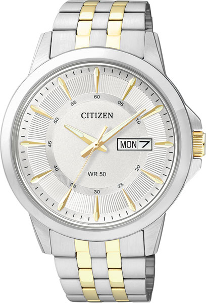 Мужские часы Citizen BF2018-52A citizen citizen ca0550 52a